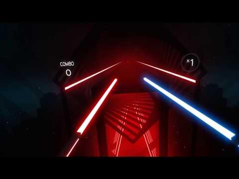 Beat Saber Gameplay Teaser de Beat Saber