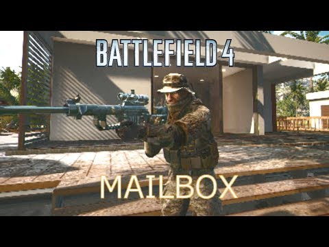 BATTLEFIELD 4 NEW DLC GUNS & GADGETS, BF4 BROKEN? & 10 000 SUBSCRIBERS! (Mailbox)
