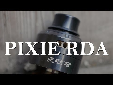 Pixie RDA From VapeFly