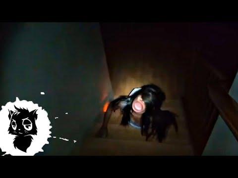 5 МОНСТРОВ из ЗАБРОШЕК СНЯТЫХ НА КАМЕРУ [Черный кот] (видео)
