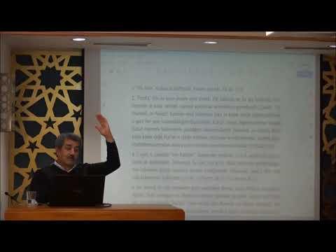 Tuncer Namlı - Duhan Suresi (29 - 59) Ayetlerin Tefsiri