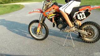 8. 2003 Honda CR85r  **For Sale** SOLD