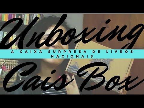 UNBOXING #11: CAIS BOX + LINK PARA DESCONTO | Livraneios
