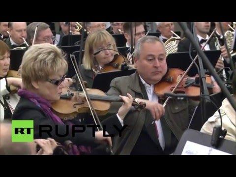 В московском метро прошел ночной оперный концерт