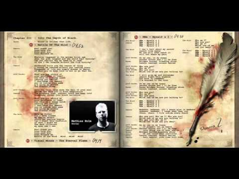 MindSplit - Silhouttes online metal music video by MINDSPLIT