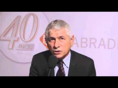 Abradee 40 Anos - Milton Marques do Nascimento Filho   Diretor Executivo do Instituto Innovare