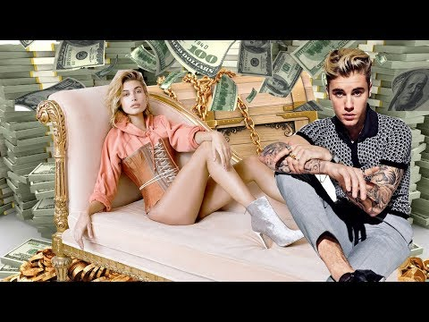 Justin Bieber vs Hailey Baldwin - The Rich Life, Net Worth, Cars, Jet and House 2018. Who is richer?