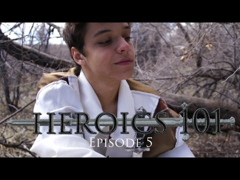 Heroics 101: The Series - The Lord of Scoundrels (Season 1, Episode 5)
