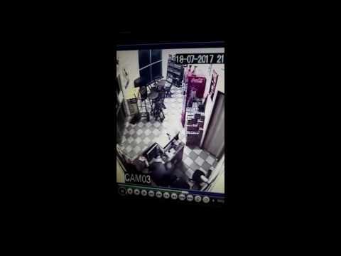 """Jales – (vídeo) Duas lojas são furtadas em Jales, em ambas os """"ladrões"""" foram presos e já estão na rua."""