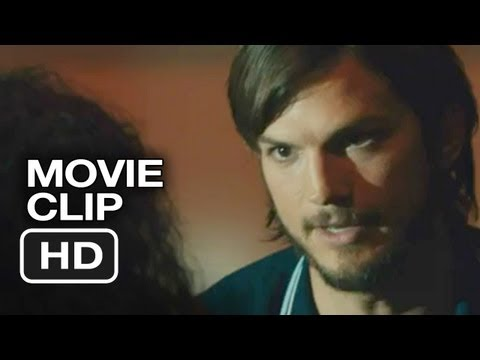 Jobs - Subscribe to TRAILERS: http://bit.ly/sxaw6h Subscribe to COMING SOON: http://bit.ly/H2vZUn Like us on FACEBOOK: http://goo.gl/dHs73 jOBS Movie CLIP - Ashton ...