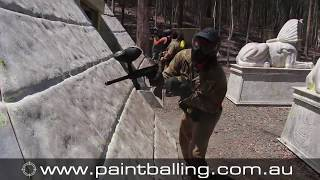 Muchea Australia  City pictures : Delta Force Paintball - Tomb Raider