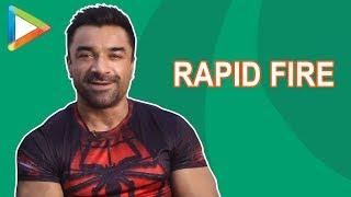 Video CONTROVERSIAL: Ajaz Khan's rocking rapid fire on Narendra Modi, Salman Khan & others MP3, 3GP, MP4, WEBM, AVI, FLV Oktober 2018
