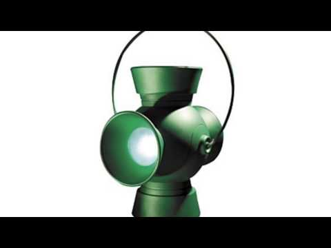 Video Awesome video released on YouTube for the Green Lantern Power Battery And Ring