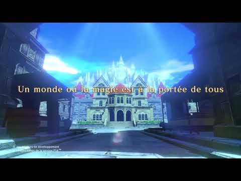 Black Clover Project Knights - Trailer Officiel d'annonce de Black Clover Project Knights