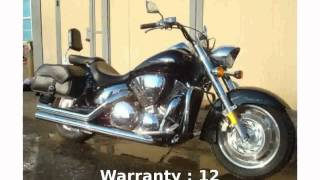 1. 2009 Honda VTX 1300 T - Features