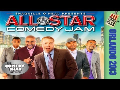 Shaq Comedy All Star Jam - Get the whole evenings performance here: http://bit.ly/ASCJOrlando Shaquille O'Neal Presents