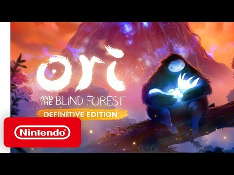 Announcement Trailer - Nintendo Switch de Ori and The Blind Forest
