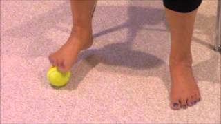 Kaamini Patel - Reflexology with a Tennis Ball