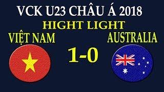 Video U23 Việt Nam 1-0 U23 Australia : Chiến thắng lịch sử của bóng đá Việt Nam MP3, 3GP, MP4, WEBM, AVI, FLV Desember 2018