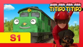 Video TITIPO S1 EP17 l Diesel meets a superstar in Choo-choo town?! l TITIPO TITIPO MP3, 3GP, MP4, WEBM, AVI, FLV Maret 2019