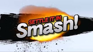 Our video coverage from the local Smash tournament: Settle it in Smash 4
