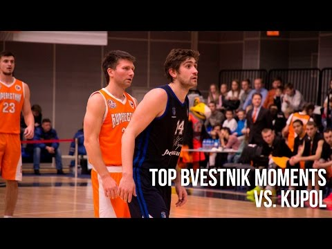 13.11.16 Top Bvestnik moments vs. Kupol