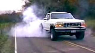 FORD f150 5.0 Burnout
