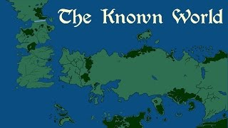 The History of Westeros series continues with A World of Thrones, exploring the Known World focusing on the lands beyond...