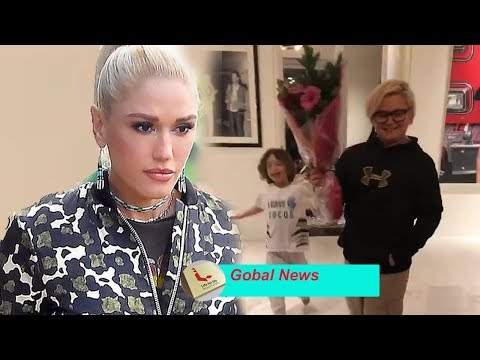 Gwen Stefani radiant when she went to a nail salon with her son Apollo, without Blake Shelton