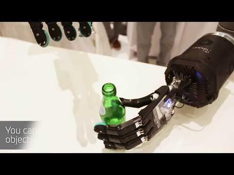 Robots con manos más humanas, así será el futuro de la robótica
