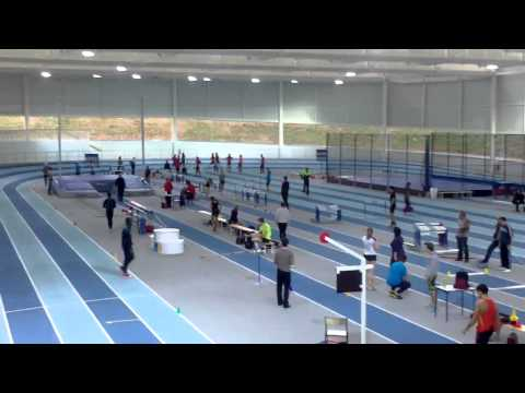 Compétition athlétisme 400m Homme