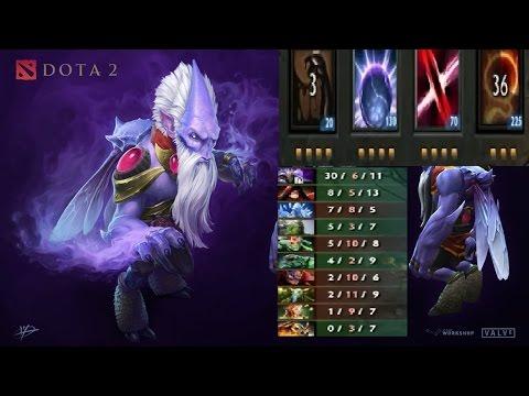 Best Of Ability Draft Dota 2 #5 - Dark Seer Imba Int 33-7