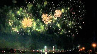 Bay City (MI) United States  city images : 2012 Bay City Michigan Fireworks (Re-Edit)