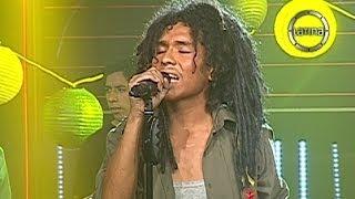 Nonton Yo Soy: Bob Marley inspiró al público con
