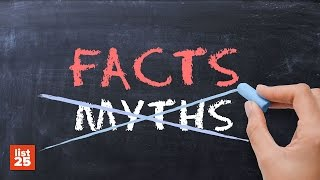 Video 25 COMMON MYTHS You Won't Believe Are Actually True MP3, 3GP, MP4, WEBM, AVI, FLV Februari 2019