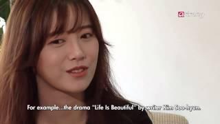 Video Showbiz Korea - ACTRESS KOO HYE-SUN(배우 구혜선) - Interview MP3, 3GP, MP4, WEBM, AVI, FLV Maret 2018