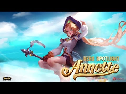 Hero Spotlight : Annette