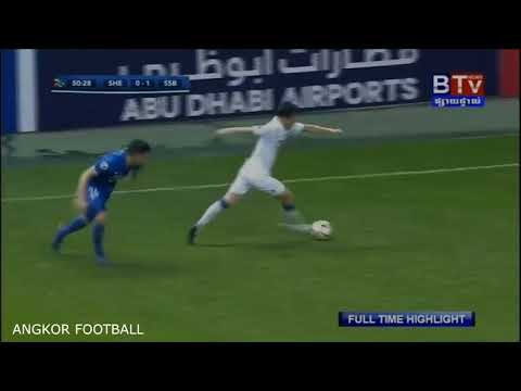 Shanghai Shenhua vs Suwon Bluewings 0-2 - All Goals & EXT Highlights - 13/03/2018
