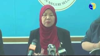 Adun Kota Damansara, YB Halimaton Saadiah dalam Sidang Dun mahu kerajaan Selangor dibawah Pakatan menilai semua Kadar Harga Rumah Selangorku ...
