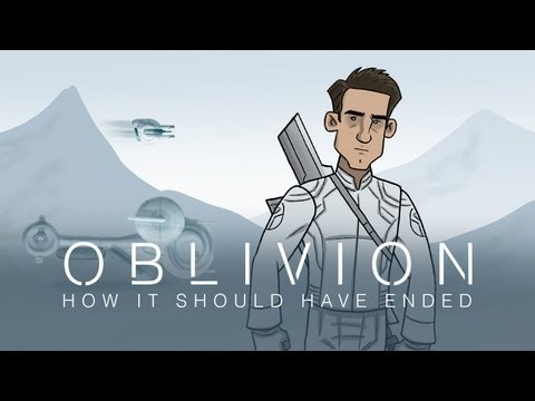 Have - When you've been inside the radiation zone, you know there is a HISHE waiting for you. This is how we think Oblivion Should Have Ended. Thank you for watchin...