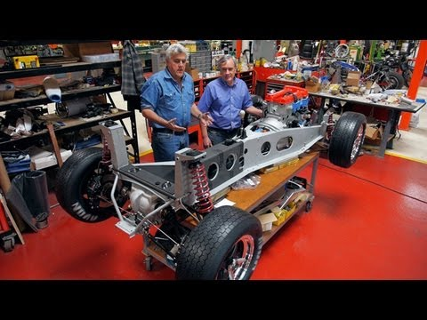 Restoration Blog: 1966 Lotus Elan 26R, Update 11 – Jay Leno's Garage