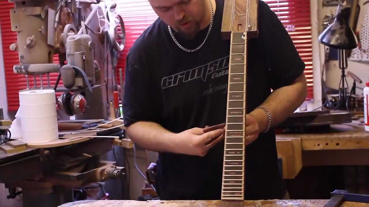 Part 2 | how to fret a guitar video tutorial