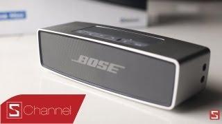 Schannel -Đánh giá chất âm loa Bose Sound Link mini : Nhỏ những chất - CellphoneS HD