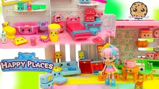 Video All 4 Shopkins Petkins Decorator's Packs with Blind Bags In Rainbow Kate's Happy Places Home MP3, 3GP, MP4, WEBM, AVI, FLV Agustus 2018