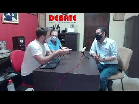DEBATE entrevista o vereador Fernando Bitencourt