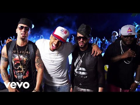 Wisin Y Yandel Algo Me Gusta De Ti (Official Remix) (Ft. Chris Brown Y T  Pain)