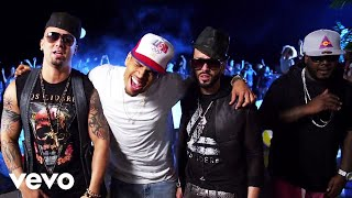 Wisin & Yandel music video Algo Me Gusta De Ti (feat. Chris Brown & T-Pain)