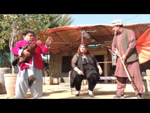 Rolla Murgay ka - shahzada Ghaffar funny clips - Pothwari Drama 2019 - Part 2