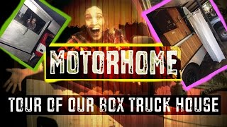 Video Motorhome from a box truck (Indonesia) MP3, 3GP, MP4, WEBM, AVI, FLV April 2019