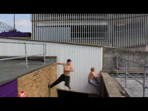 Invision Parkour & Freerunning 2010